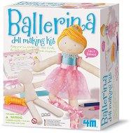 """Направи сама - Кукла-балерина - Творчески комплект от серията """"Girl Craft"""" - играчка"""