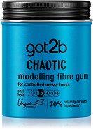 Got2b Chaotic Modelling Fibre Gum - Моделираща гума за коса с хаос ефект - продукт