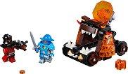 "�������� �� ����� - ������ ����������� �� ������� ""LEGO Nexo Knights"" -"