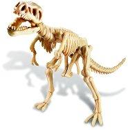 """Открий и сглоби - Скелет на тиранозавър - Детски образователен комплект от серията """"Kidz Labs"""" - фигура"""