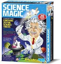 """Научна магия - Комплект за фокуси от серията  """"Kidz Labs"""" - играчка"""