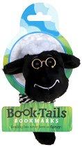 Плюшен книгоразделител с опашка - овца -