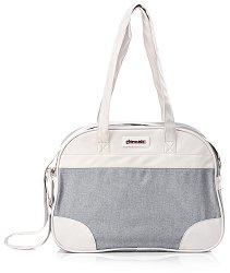 Чанта - Grey - Аксесоар за детска количка с подложка за преповиване -