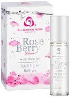 """Rose Berry Parfum Roll-on - Парфюм ролон от серията """"Rose Berry"""" - лосион"""