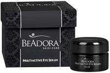BeAdora Multiactive Eye Serum - Мултиактивен околоочен серум - серум