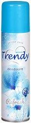 Trendy Refresh Deodorant - Дамски дезодорант - мокри кърпички