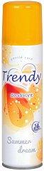 Trendy Summer Dream Deodorant - Дамски дезодорант - мокри кърпички