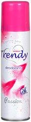Trendy Passion Deodorant - Дамски дезодорант - мокри кърпички