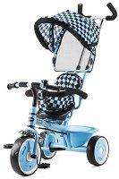 Racer - Детска триколка с дръжка за бутане