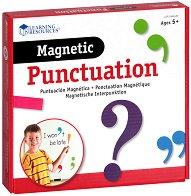 Магнитни пунктуационни знаци - играчка