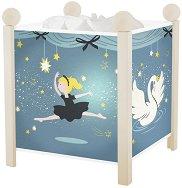"""Магическа декоративна лампа - Балерини - Детски аксесоар от серията """"Magic Lantern"""" -"""