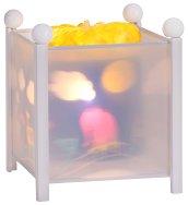 """Магическа декоративна лампа - Влакче с животни - Детски аксесоар от серията """"Magic Lantern"""" -"""