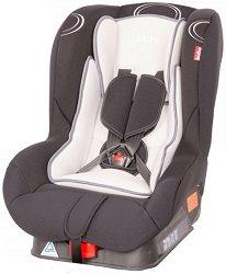 Детско столче за кола - Bambino: Black - За деца от 9 до 18 kg -