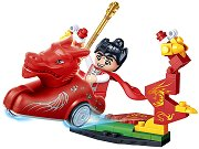 """Червен боец - Детски конструктор от серията """"Tang Dynastie"""" -"""