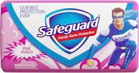 Safeguard Soap with Antibacterial Effect - Антибактериален сапун с витамин E - мокри кърпички
