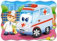 Доктор с линейка - Пъзел в нестандартна форма -