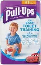 Huggies Pull Ups Boy S - Преходни гащички за еднократна употреба за деца с тегло от 8 до 15 kg - играчка