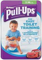 Huggies Pull Ups Boy M - Преходни гащички за еднократна употреба за деца с тегло от 10 до 18 kg - продукт