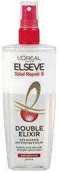 Elseve Total Repair 5 Double Elixir - Двуфазен възстановяващ еликсир за увредена коса - масло