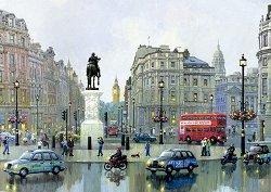 Чаринг крос, Лондон - Александър Чен (Alexander Chen) - пъзел