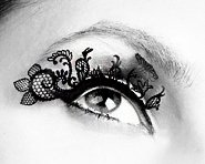 Paperself Lace Garden Eyelashes - Декоративни мигли -