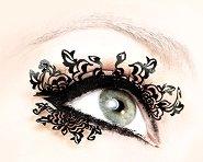 Paperself Peonies Eyelashes -