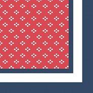 Салфетки за декупаж - Райе и точки - Пакет от 20 броя