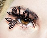 Paperself Antique Jewellery Eyelashes -