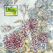 Салфетки за декупаж - Разцъфващи цветя
