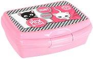 Кутия за храна - Think Pink - Детски аксесоар -
