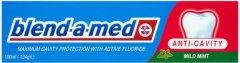 Blend-a-med Anti-Cavity Mild Mint - Паста за зъби за максимална защита от кариеси с активен флуорид -