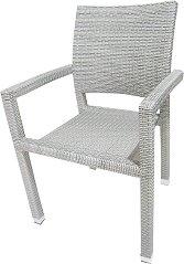 Градински стол - 98 - Имитация на ратан