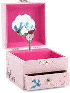 Музикална кутия за бижута - Песента на чинката - детски аксесоар