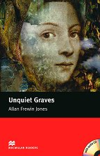 Macmillan Readers - Elementary: Unique Graves + 2 CDs - Allan Frewin Jones -