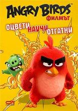 Angry Birds филмът: Оцвети, научи, отгатни -