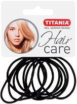 """Ластици за коса - Комплект от 9 броя от серията """"Hair Care"""" -"""
