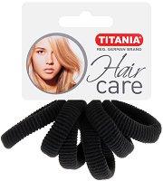 """Ластици за коса - Комплект от 6 броя от серията """"Hair Care"""" -"""