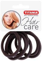 """Ластици за коса - Комплект от 6 броя от серията """"Hair Care"""" - продукт"""