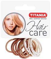 """Ластици за коса - От серията """"Hair Care"""" - лосион"""