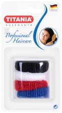 """Ластици за коса - Комплект от 4 броя от серията """"Hair Care"""" -"""