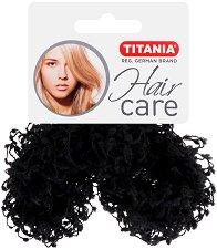 """Ластици за коса - Комплект от 2 броя от серията """"Hair Care"""" - лак"""