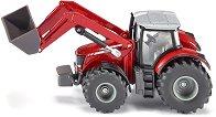 """Трактор - Massey-Ferguson 8690 - Метална играчка от серията """"Farmer: Large tracktors"""" - играчка"""