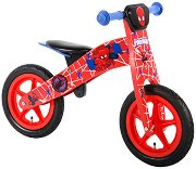 """Спайдърмен - Детски дървен велосипед без педали 12"""""""
