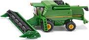 """Комбайн - John Deere 9680i - Метална играчка от серията """"Farmer: Harvester"""" - играчка"""