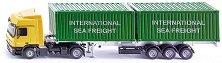 Камион с контейнери - Mercedes Actros - играчка