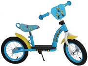 "Миньоните - Детски метален велосипед без педали 12"" - продукт"