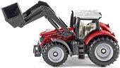 """Трактор - Massey-Ferguson - Метална играчка от серията """"Super: Agriculture"""" - играчка"""