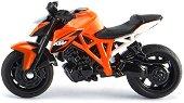 """Мотор - KTM 1290 Super Duke R - Метална играчка от серията """"Super: Camping & Leisure"""" -"""