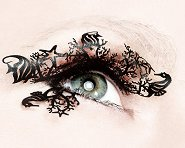 Paperself Under The Sea Eyelashes -