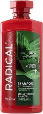 """Farmona Radical Strengthening Shampoo - Възстановяващ шампоан за слаба, увредена и склонна към косопад коса от серията """"Radical""""  - шампоан"""